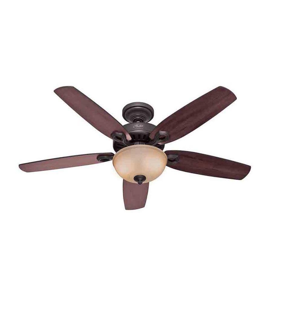 Hunter 53091 Builder ceiling fan review