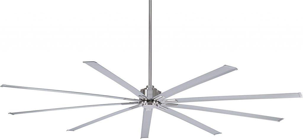 The High-volume low-speed fan