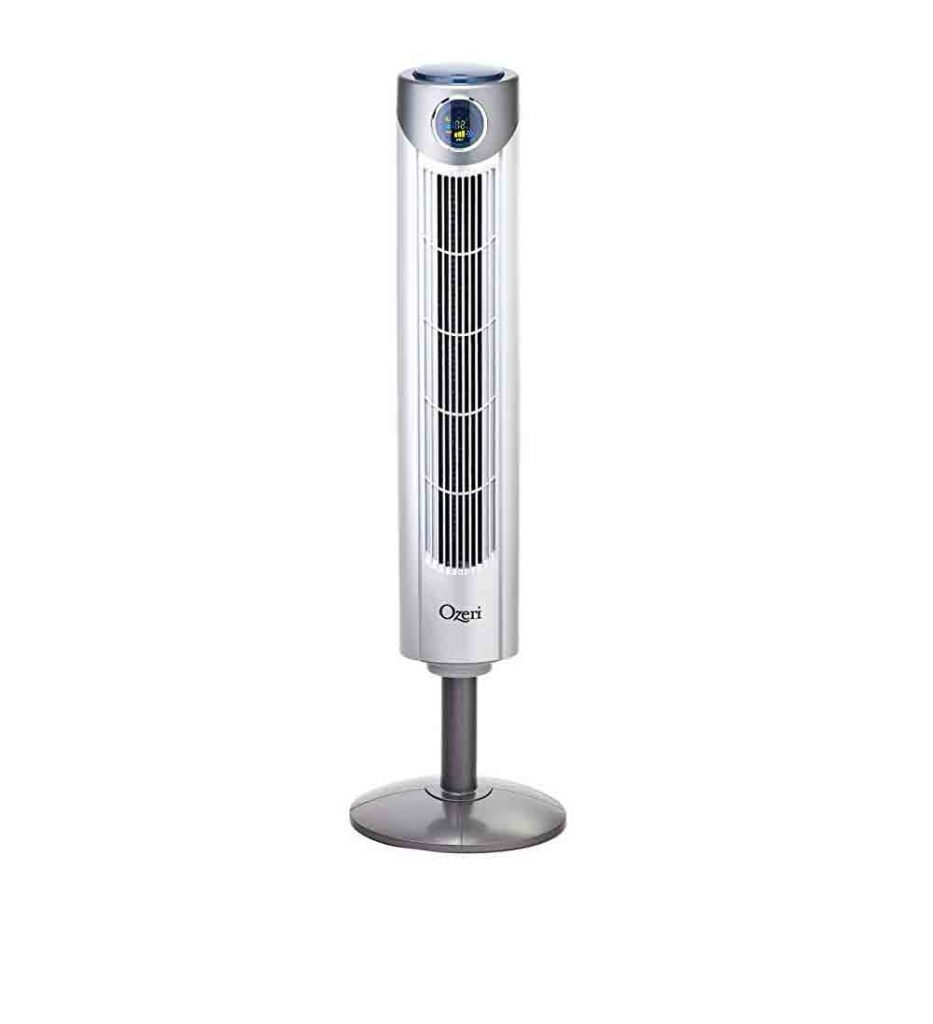 Ozeri OZF1 Ultra Best Tower Fan For Bedroom review