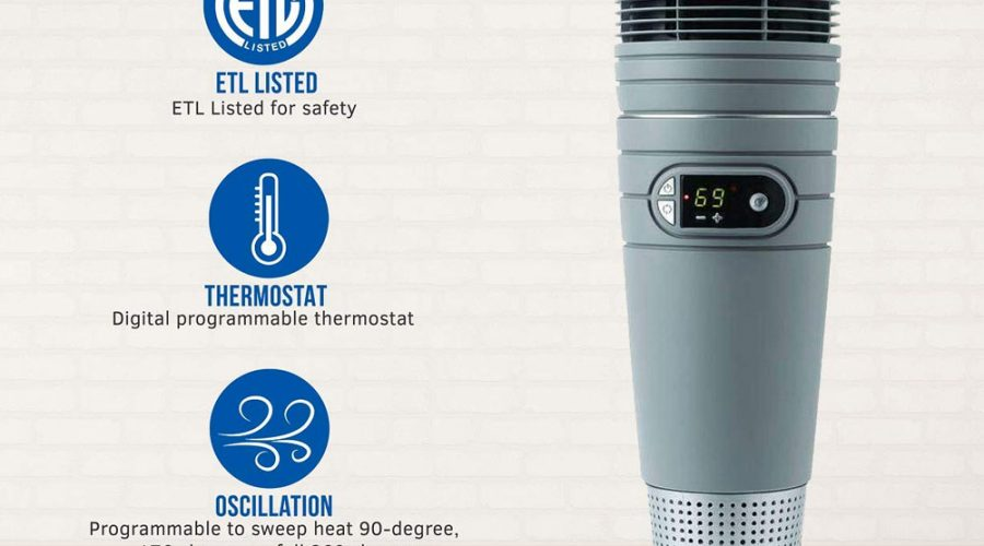 Best Space Heaters review 2019