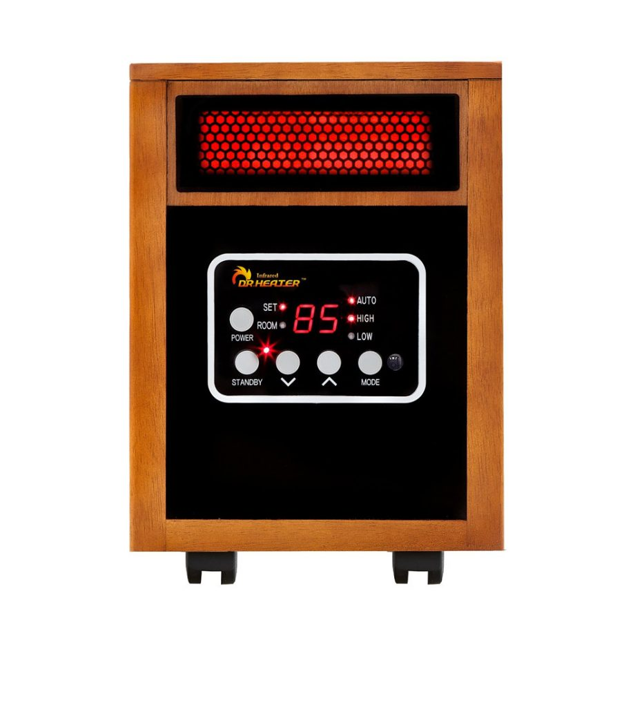Dr Infrared Heater DR968 Best Infrared Space Heater review