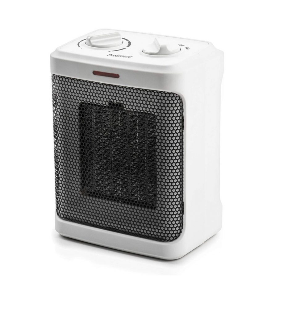 Pro Breeze Ceramic Best Small Space Heater review