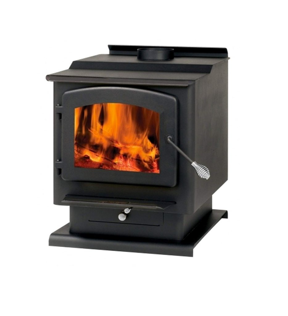 Englander Wood Burning Stove with Blower review