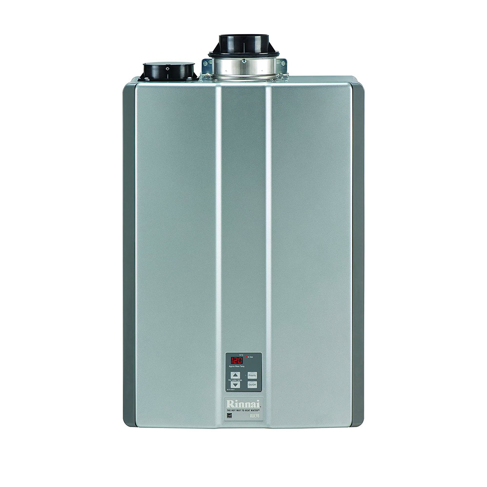 Rinnai RUC98iN Ultra Series Indoor Natural Gas Tankless Water Heater
