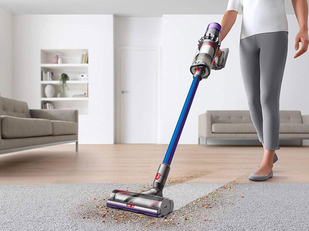Dyson Vacuum Design