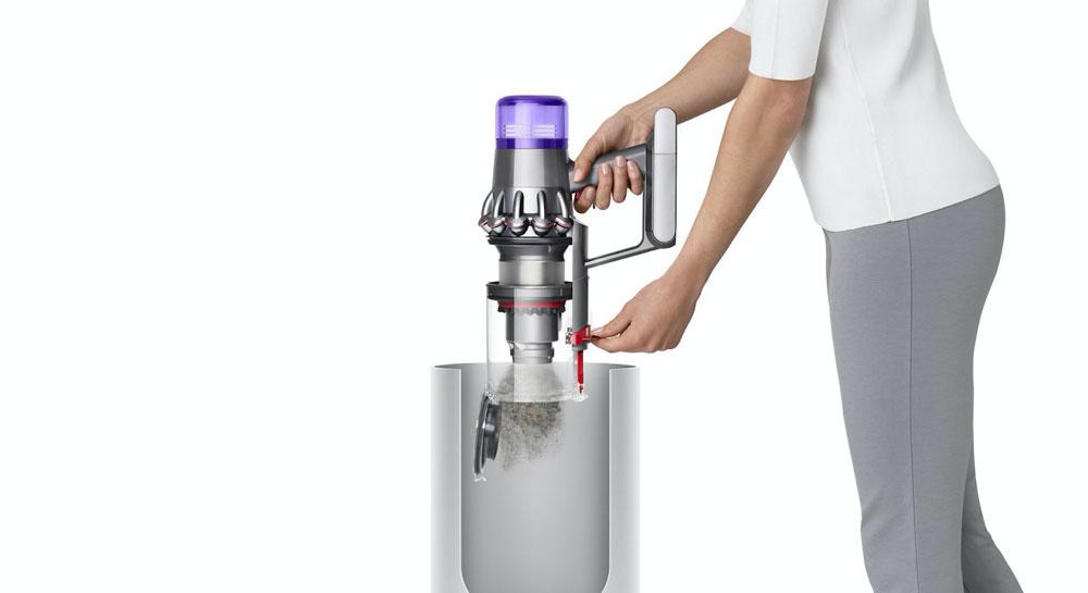 Dyson Vacuums Dust Cup