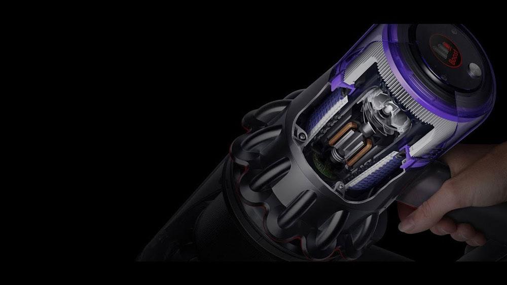 Dyson's Digital Motor