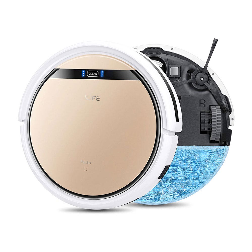 ILIFE V5s Pro 2 in 1 Mopping