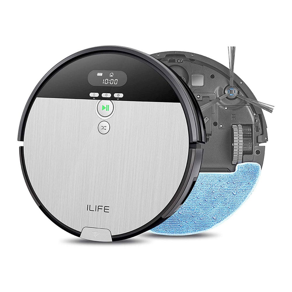 ILIFE V8s 2 in 1 Mopping