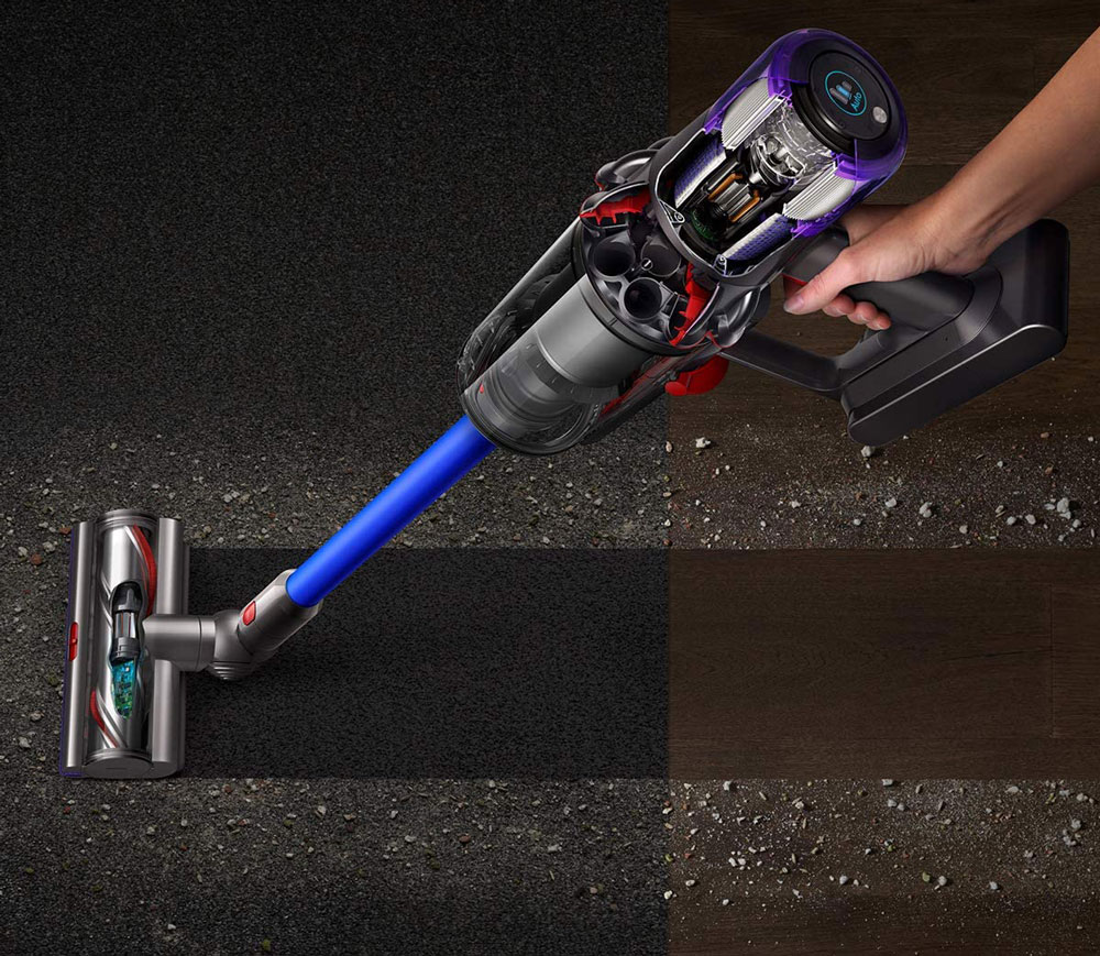 Dyson V11 Torque Drive Performance