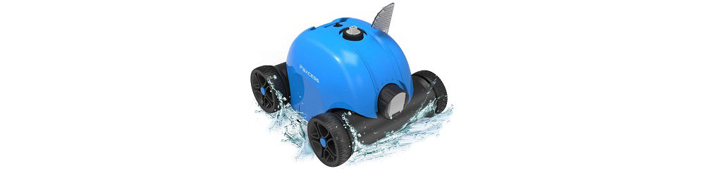 PAXCESS Cordless Automatic Pool Cleaner Performance