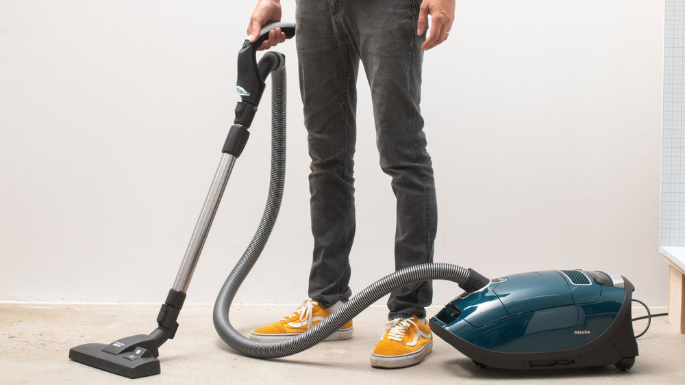Bagged Canister Vacuum