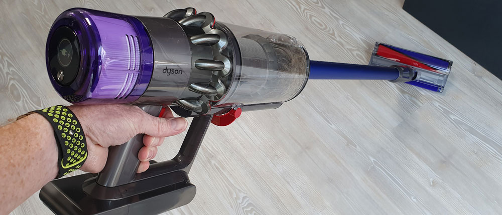 Bagless HEPA Vacuum