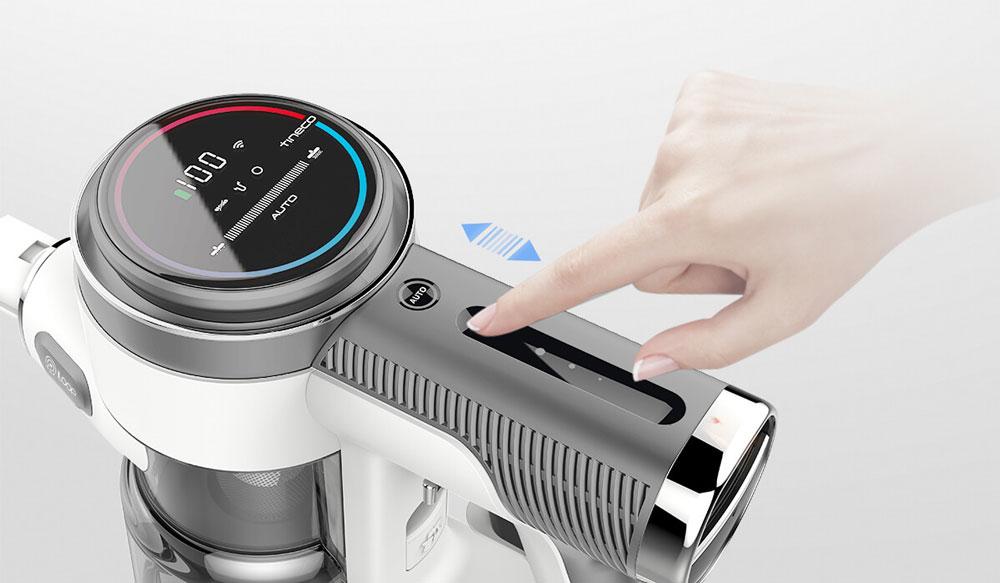 Tineco Pure ONE S12 Plus Touchscreen